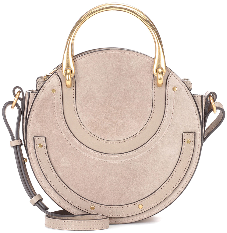 Pixie tote bag - Grey Chloé